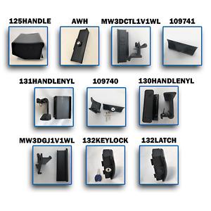 WINDOW HANDLES suit G James, CTL, Alumalite, HiLite and CTL aluminium windows