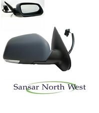 Skoda Octavia Hatchback 1998-6//2004 Electric Wing Mirror Primed Drivers Side O//S