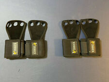 Crossfit Gloves 2 Pairs - Size Medium. Great for Weightlifting and Bar Work