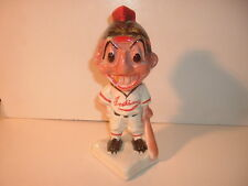 1940's Cleveland indians Gold Tooth Stanford Pottery Bank