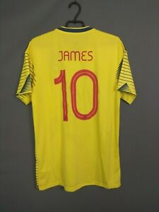 James Colombia Jersey 2019 2020 Home LARGE Shirt Adidas DN6619 ig93