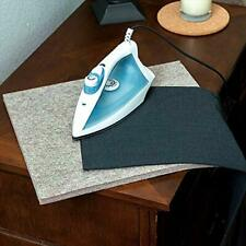Wool Ironing Mat-Pad Made with 100% New Zealand Wool Pressing Pad Great for Trav