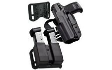 Blade-Tech HOLX0086IDPAPKO0082BLK IDPA Competition Pack For Glock 19/23/32 RH