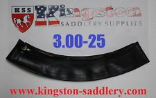 "Horse Carriage Rubber Inner Tube 3.00""-25"" for Cart Gig Pneumatic Wheels"