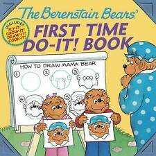 The Berenstain Bears (R)' First Time Do-It! Book by Berenstain, Jan|Berenstain,