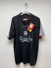 LIVERPOOL 2002/04 AWAY SHIRT JERSEY BNWT