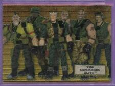 ☆ 1998: Small Soldiers: Troops Double-Sided Tribute Card
