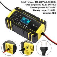 Voiture Chargeur De Batterie Moto Rapide Indicateur Digital Auto 12/24V Moteur
