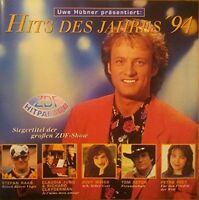 Hitparade im ZDF '94-Hits des Jahres Claudia Jung & Richard Clayderman, P.. [CD]