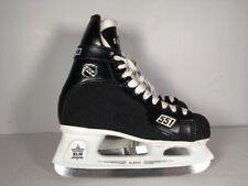 Vintage Ccm Super 551 Skates Ice Hockey Pristine Condition Size 7 1/2