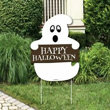 Big Dot of Happiness Spooky Ghost - Party Decorations - Halloween Party.