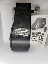 Vintage Western Model 100 35mm Bulk Daylight Film Loader