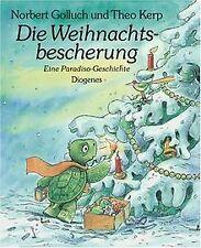 Die Weihnachtsbescherung von Golluch, Norbert, Kerp, Theo   Buch   Zustand gut