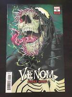 Venom First Host #5 Garron variant Cover B NM 9.4 Marvel 2018 Unread