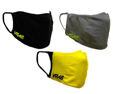 VR46 Official Valentino Rossi Social Face Mask