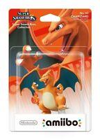 Amiibo Nintendo Charizard Smash Bros Wii U 3DS Japan figure pokemon