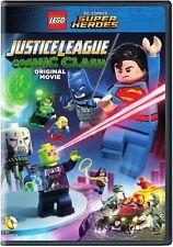 Lego Dc Comics Super Heroes: Justice League (2016, REGION 1 DVD New)