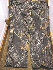 Mens 3X Rain Pants Mossy Oak Camo Pants Hunting Non Insulated Rain Pants $60 New