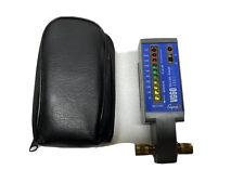 Supco VG60 Electronic Vacuum Gauge, 50 to 5,000 micron, LED Display