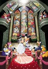 Disney Jigsaw Puzzle Mickey Mouse Wedding 1000 Pieces