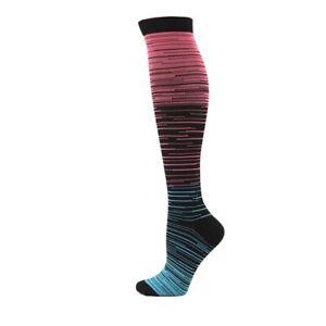 Compression Socks S/M, L/XL 20-30 MmHg Knee High Graduated for Mens Womens