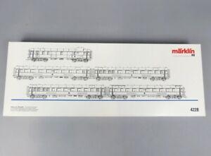 V 82760 Märklin Rheingoldwagenset 4228