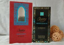 Givenchy ORGANZA INDECENCE edp 50ml+HUILE SACREE pour le corps 100ml, rare.