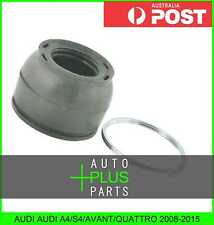 Fits AUDI AUDI A4/S4/AVANT/QUATTRO 2008-2015 - LOWER CONTROL ARM BALL JOINT BOOT