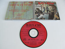 DEATH IN ACTION Stuck in Time CD 1991 VERY RARE OOP THRASH ORIGINAL 1st PRESS!!!