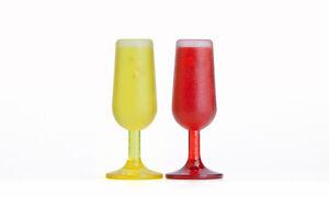 T-Vin Weinflaschenverschluss QL10032 Rot und Gold