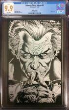 🔥🔥  BATMAN: THREE JOKERS #2 (DC,2020) 1:100 FABOK VARIANT (NOT 9.8) 🔥 CGC 9.9
