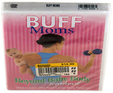 Buff Moms: Beyond Baby Workout ⚫ Post-Natal Cardio Body Program ⚫ (DVD) (Sealed)