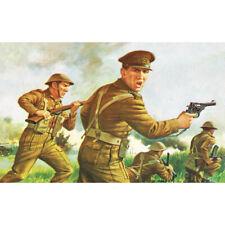 AIRFIX A00763V WWII British Infantry 1:76 Figures Model Kit