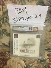 PS -FINAL FANTASY 2 II- Playstation FF Japan Japanese VGA 90 ARCHIVAL CASE