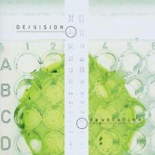 DE/VISION Devolution CD LIMITED EDITION + BONUS CD 2003 (MESH)