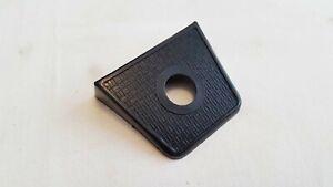 NOS Hella Switch Black Plastic Mounting panel 8HG002107-011 VW/Porsche/BMW etc