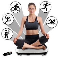 Vibration Plate Vibrationsplatte Vibrationstrainer Fitnessgerät Fitnessbänder