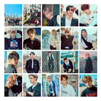20pcs Kpop Stray Kids New Album Photocard Lomo Postcard 2019