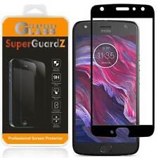 Motorola Moto X4 - SuperGuardZ® Tempered Glass [FULL COVER] Screen Protector