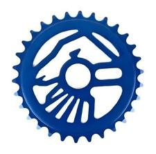 TSC The Shadow Conspiracy BMX Crow Sprocket Chainwheel Perma Blue 25T