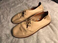 Mens NK Eneka Casual Lace Up Mens Shoes Beige Size 45 SC8