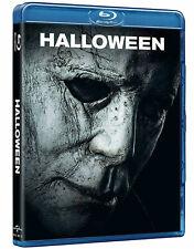 Halloween (2018) (Blu-Ray Disc) Horror Jamie Lee Curtis, Judy Greer