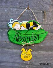 Wooden Nursery Animals Home Décor Items for Children