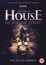From a House On Willow Street DVD (2018) Carlyn Burchell ***NEW***
