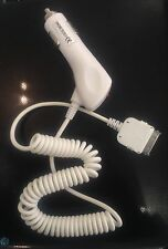 Premium Car Charger For iPhone 3G 3GS 4 4G 4S iPod touch 1 2 3 4 Gen Nano iPad