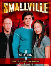 Very Good, Smallville: Season 1: The Official Companion, Simpson, Paul, Book