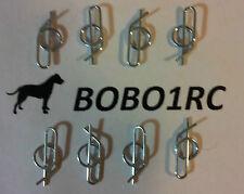 24 1/10 LOCKING RC BODY CLIPS PINS for Traxxas bandit Rustler Slash