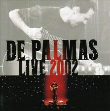 DE PALMAS,GERALD, Live 2002, Excellent Import