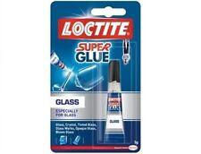Loctite Super Glue-Vidrio Bond Adhesivo - 3g Tubo