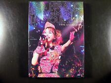 J-POP Concert Aya Hirano Fragments Live Tour 2012 DVD